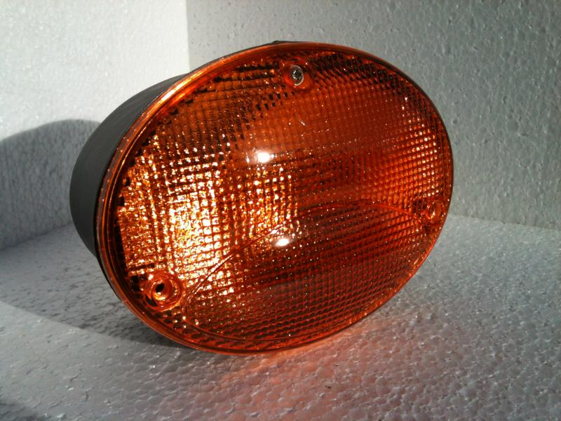 trike indicator rear light